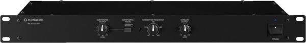 Elektronische Stereo-Frequenzweiche MCX-200/SW