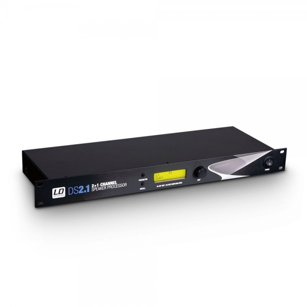 """LD Systems DS 21 19"""" DSP Controller 3 Kanal"""