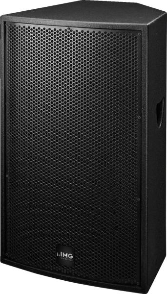 IMG Stage Line PAB-215MK2 High-Power-PA- und DJ-Lautsprecherbox, 350 W, 8 Ω