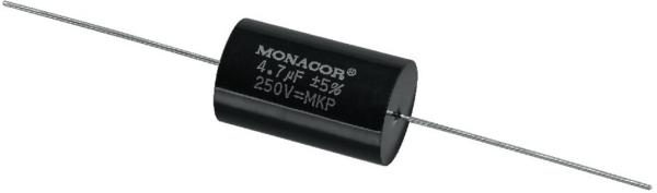 MKP-Folienkondensatoren, 250V MKPA-47