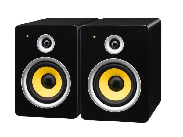 SOUND-65/SW High-Quality-Aktiv-Lautsprecher, paarweise