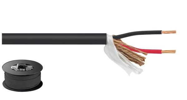 """Lautsprecherkabel """"Economy"""" SPC-525CA 2 x 2,5 mm² als 100-m-Rolle"""