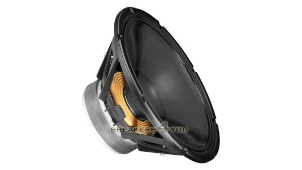 Monacor SPH-450TC Höchstleistungs-Doppelschwingspulen-Bass, der ultimative Tieftöner für Heimkinoanwendungen, Car-HiFi, DJ-Subwoofer oder PA
