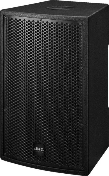 IMG Stage Line PAB-210MK2 High-Power-PA- und DJ-Lautsprecherbox, 400 W, 8 Ω