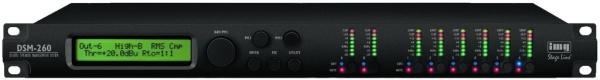 DSM-260 Digitales Lautsprechermanagement-System