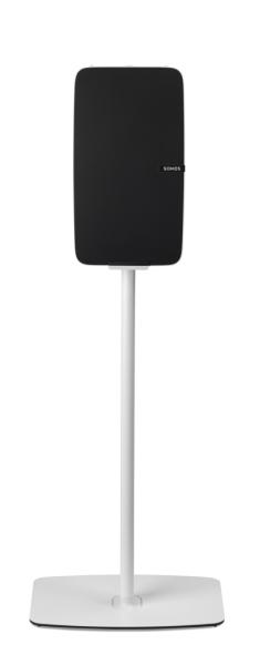 FLEXSON Standfuß weiß vertikal für Sonos PLAY:5 (Generation 2)