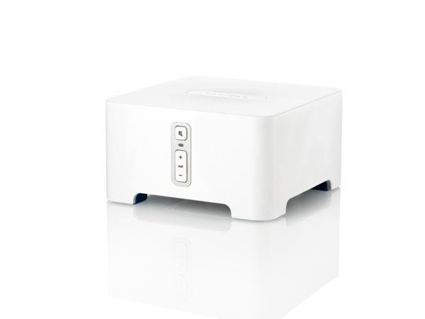 Sonos CONNECT - verwandelt deine Anlage oder dein Heimkino in einen Streaming-Player, fügt sich perfekt in vorhandene Home-Audiosysteme ein