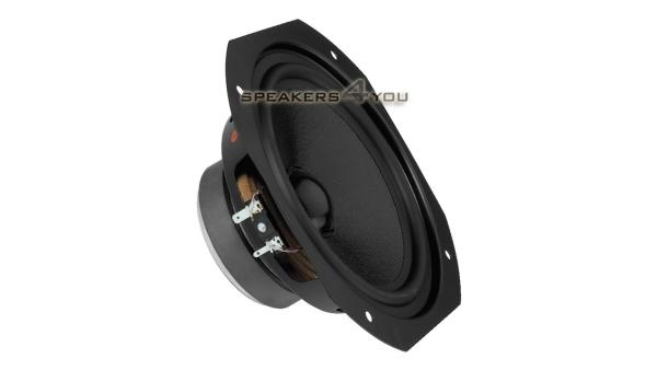 Monacor SPH-175 HiFi-Bassmitteltöner, 100W, 8 Ohm