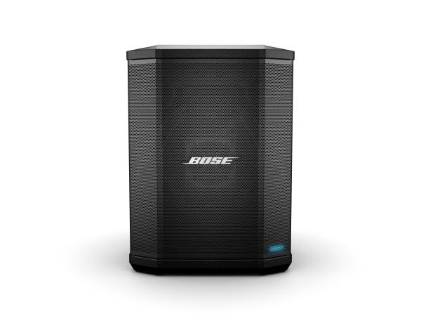 BOSE S1 Pro System, Multi-Position PA System , 230V EU schwarz, inkl. Akku