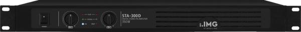 STA-300D Stereo-PA-Digital-Verstärker - Frontseite