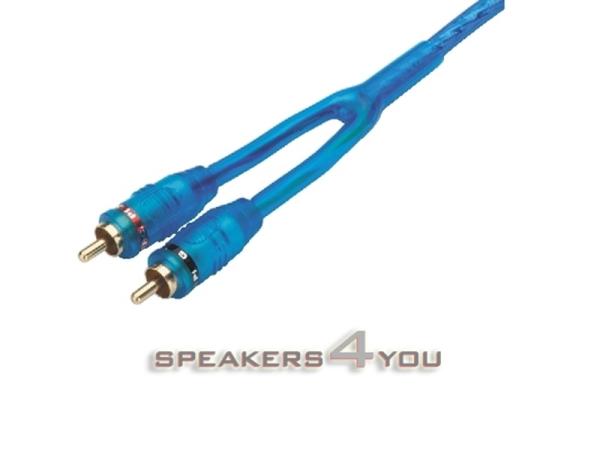 Hochwertige Stereo-Audio-Verbindungskabel