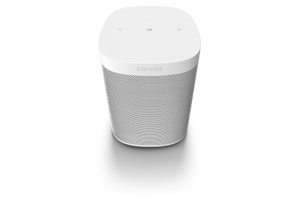 Sonos One SL weiß - WLAN-Speaker für Musikstreaming