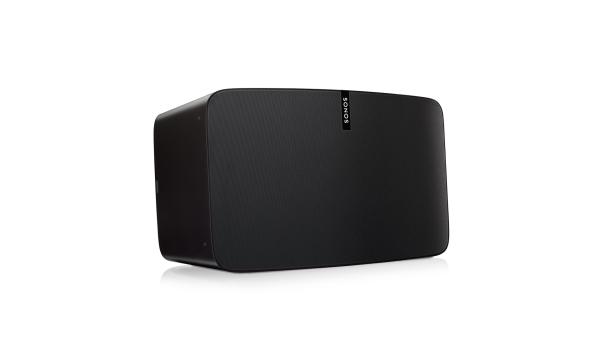 Sonos PLAY:5  (Generation 2) ultimativer Smart Speaker mit purem, lebendigem Sound und intelligent synchronisierten Mittel- und Hochtönern
