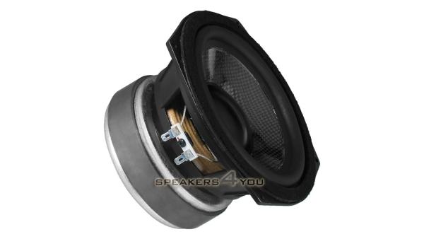 Monacor SPH-165CP Hochleistungs-HiFi-Bassmitteltöner