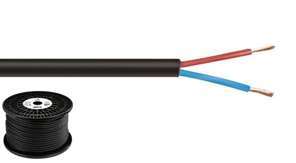 """Lautsprecherkabel """"TOP QUALITY"""" SPC-525/SW 2 x 2,5 mm² als 100-m-Rolle"""