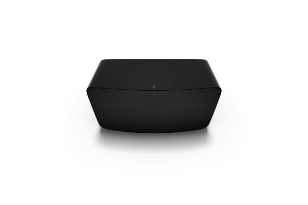 Sonos Five schwarz - WLAN Speaker für Musikstreaming