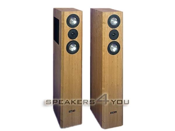 Visaton VOX 200 Lautsprecherbausatz ohne Gehäuse