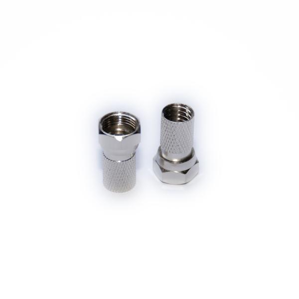 DFS400L F-Stecker 7,2mm schraubbar, lose