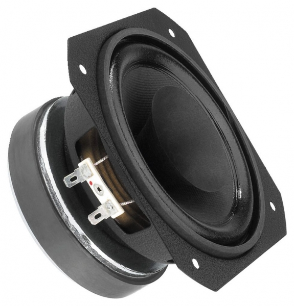 Monacor SPH-60X Breitbandlautsprecher, 30 W, 8 Ohm