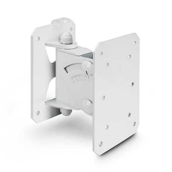 Neig- und schwenkbare Wandhalterung für Boxen bis 20 kg, weiß Gravity SP WMBS 20 W