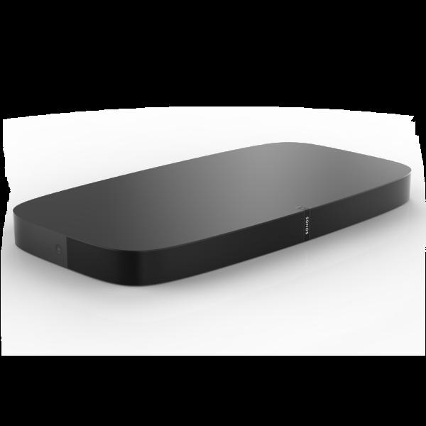 Sonos PLAYBASE - Großer Kino-Sound und Musikstreaming für freistehende Fernseher